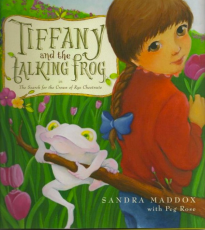 Tiffany and the Talking Frog