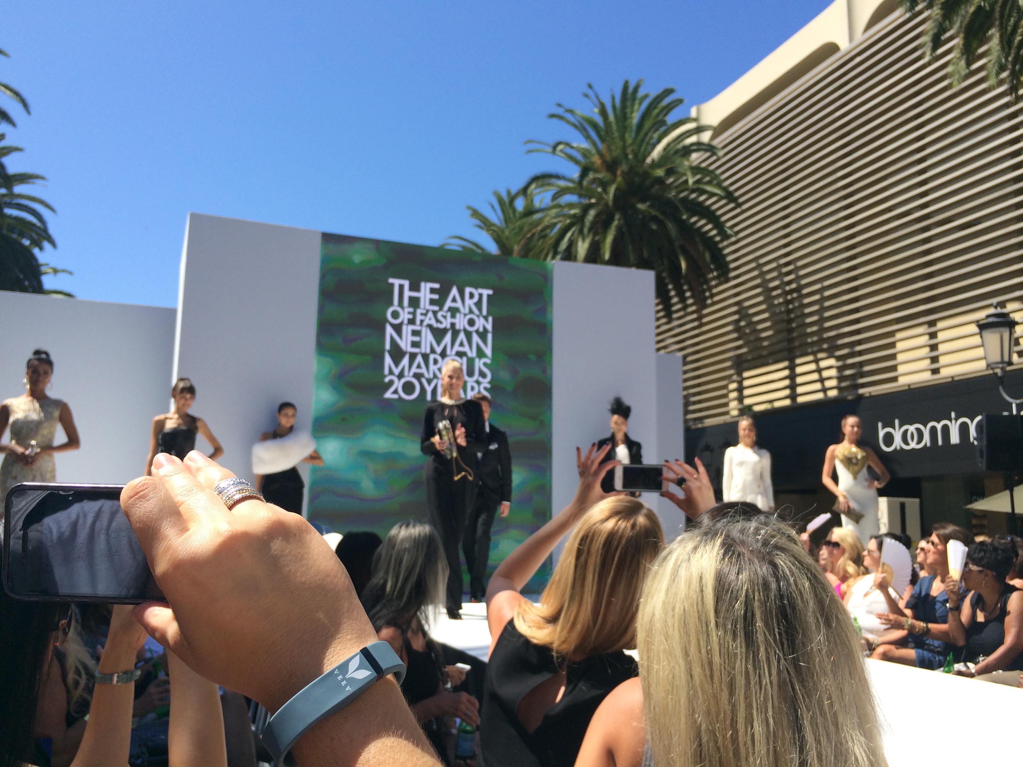 Neiman Marcus Art of Fashion show